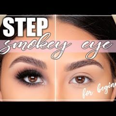 Smoky Eyeshadow Tutorial Thumbnail