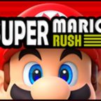 Super Mario Rush game cover image