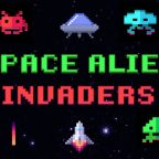 Space Alien Invaders game cover image