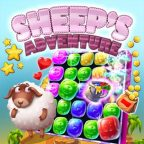 Sheep's Adventure game cover image