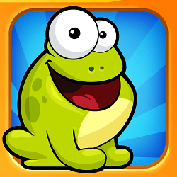 Tap the Frog game over image