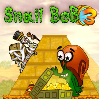 Snail Bob 3 game cover image