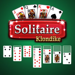 Klondike Solitaire game cover image