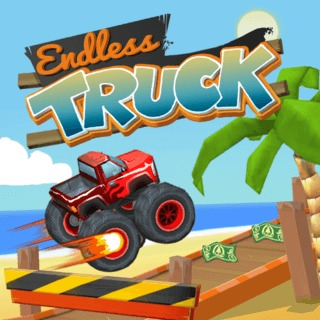 Endless Truck game cover image