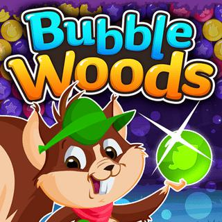 Bubble Woods game cover image