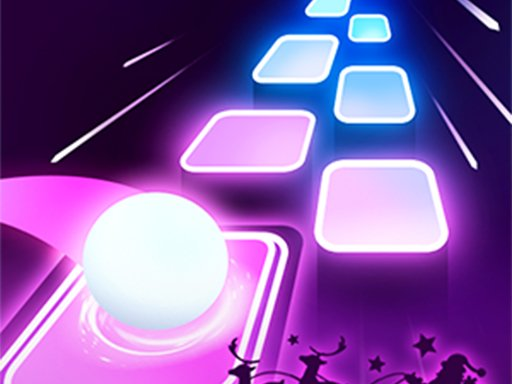 Tile Hop EDM Rush game cover image